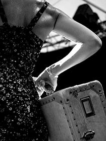 Les photographes à l'école du flamenco