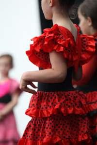 baile pour enfants arte flamenco
