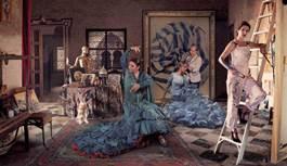 "Exposition ""Flamenco codigo abierto"""