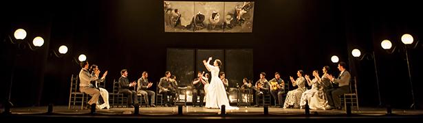 ... Aquel Silverio - Ballet Flamenco de Andalucía