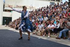 Flamenco de rue 2016 - M Rios - S.Zambon CD 40
