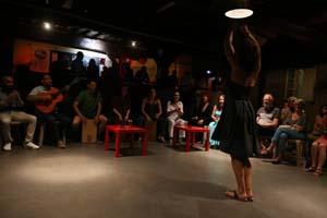 Scène ouverte au Café Music'