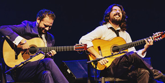 Antonio Rey et Diego del Morao