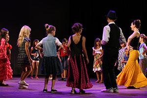 Baile pour enfants 2018