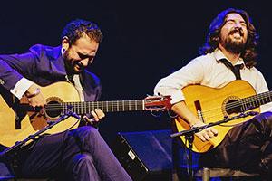 Diego et Antonio