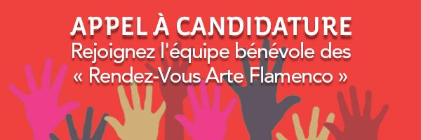 Rejoignez l équipe bénévole des RDV Arte Flamenco