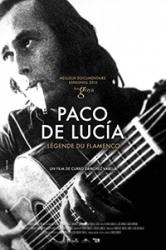Affiche du film paco de lucia